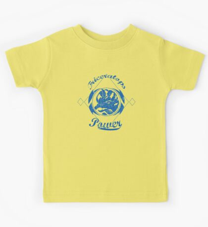 Triceratops Power Kids Tee