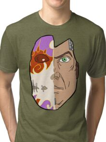 Handsome Jack of Blades Tri-blend T-Shirt