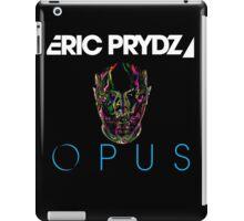 Eric Prydz Opus (transparant) iPad Case/Skin