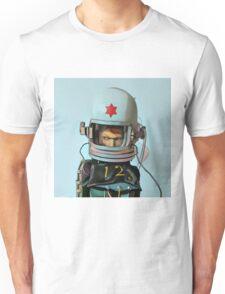 Cosmonaut Vector Unisex T-Shirt
