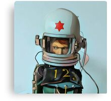 Cosmonaut Vector Canvas Print