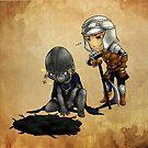 Rivalry by Janita Puska
