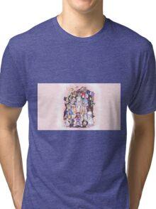 Re:Zero Characters Tri-blend T-Shirt