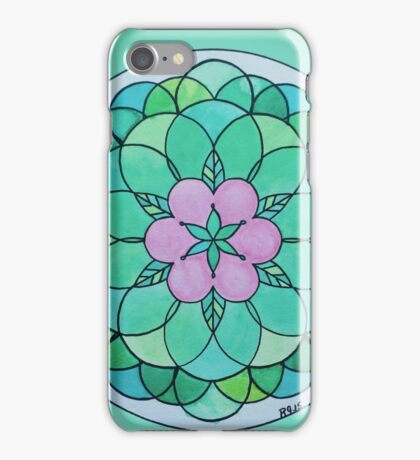 Heart Chakra Mandala iPhone Case/Skin