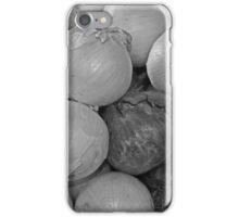 Onions I iPhone Case/Skin
