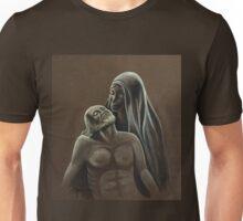 PIETA...on craft foam Unisex T-Shirt