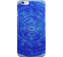 Third Eye Chakra Mandala iPhone Case/Skin