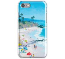 Beach Art - Laguna Beach iPhone Case/Skin