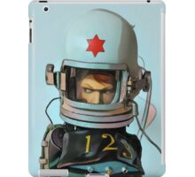 Cosmonaut Vector Large iPad Case/Skin