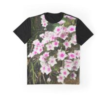 Flower 8 Graphic T-Shirt