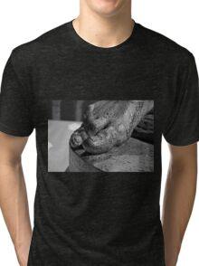 The Big Toe Tri-blend T-Shirt