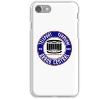 GRAND CENTRAL NEW YORK TELEPORT TERMINAL iPhone Case/Skin