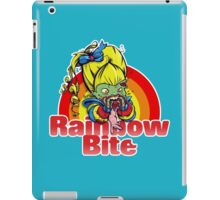 Rainbow Bite iPad Case/Skin