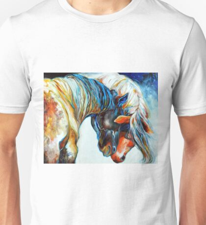 FRIENDS FOREVER EQUINE Unisex T-Shirt