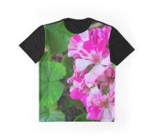 Geranium Graphic T-Shirt