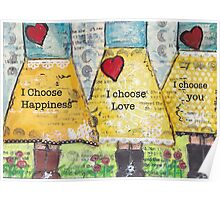 I choose Poster