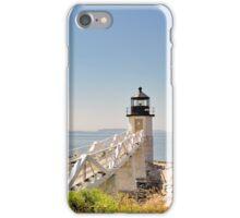 Marshall Point Lighthouse IV iPhone Case/Skin
