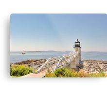 Marshall Point Lighthouse IV Metal Print