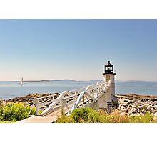 Marshall Point Lighthouse IV Photographic Print