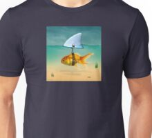 gold fish  Unisex T-Shirt