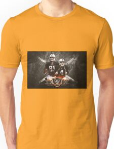 AC and DC back to back Unisex T-Shirt