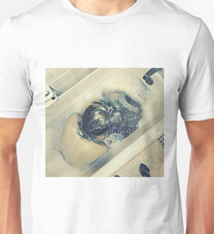 galaxy bath Unisex T-Shirt