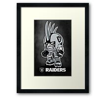 Minion Raiders Framed Print