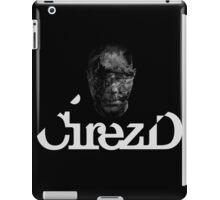 Cirez D transparant  iPad Case/Skin