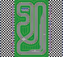International Race Track - Perfect for Toy Cars! by andabelart
