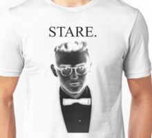 James Dean - STARE. Unisex T-Shirt