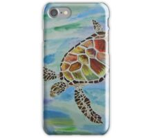 The Technicolor Turtle Shell iPhone Case/Skin
