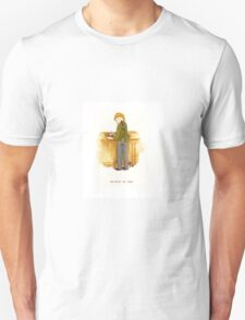 Cattism 10: Be First in Line Unisex T-Shirt
