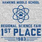 Science Things by huckblade