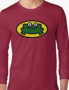 pa rappa the rapper Long Sleeve T-Shirt