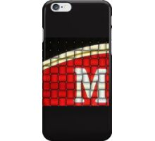 M Is For..... iPhone Case/Skin