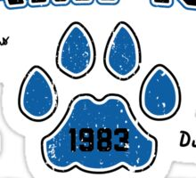 1983 Hawkins Middle School Team Problem Solving Champions Sticker