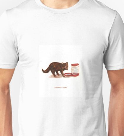 Cattism 25: Conserve Water Unisex T-Shirt