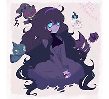 Hex Maniac Photographic Print