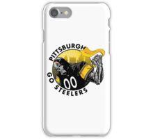 Walker Steelers iPhone Case/Skin