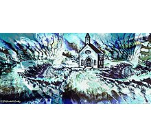The Little Church in the Wood Photographic Print