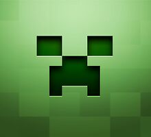 Minecraft -  Creeper  by xxRaven257