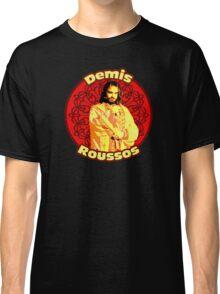 Demis Roussos - mythic Greek singer , amazing design! Classic T-Shirt