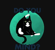 Do you mind? Womens Fitted T-Shirt
