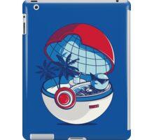 Blue Pokehouse iPad Case/Skin