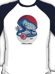 Blue Pokehouse T-Shirt
