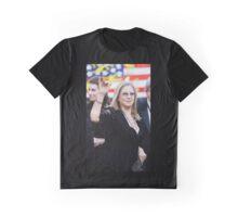 Barbra Streisand Mixed Media Graphic T-Shirt