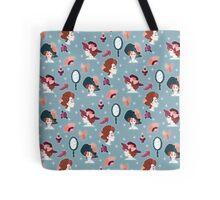 Edwardian Ladies Tote Bag