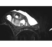 Abbey Ruins III Photographic Print