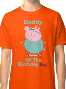 Daddy (HBD) Boy Classic T-Shirt