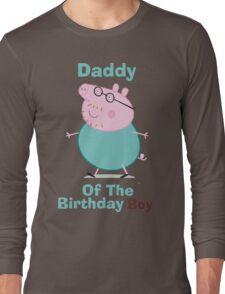 Daddy (HBD) Boy Long Sleeve T-Shirt